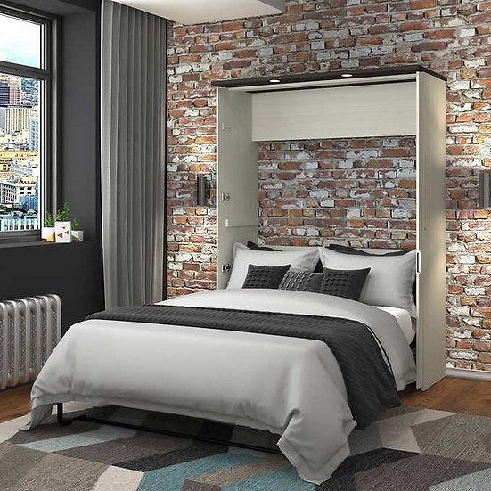 Lumina Full Wall Bed with Desk