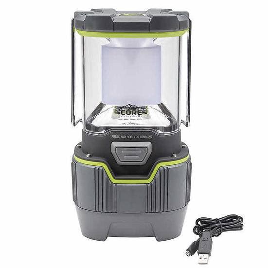 CORE 1000 Lumen Rechargeable LED Lantern