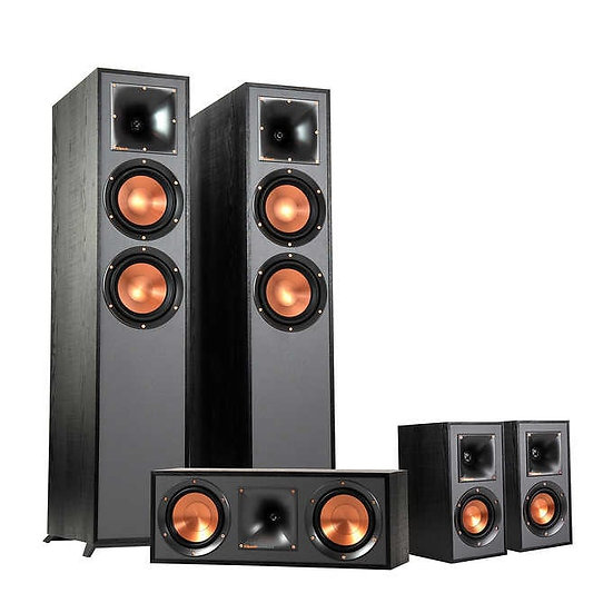 Klipsch Reference Dolby Atmos Surround System