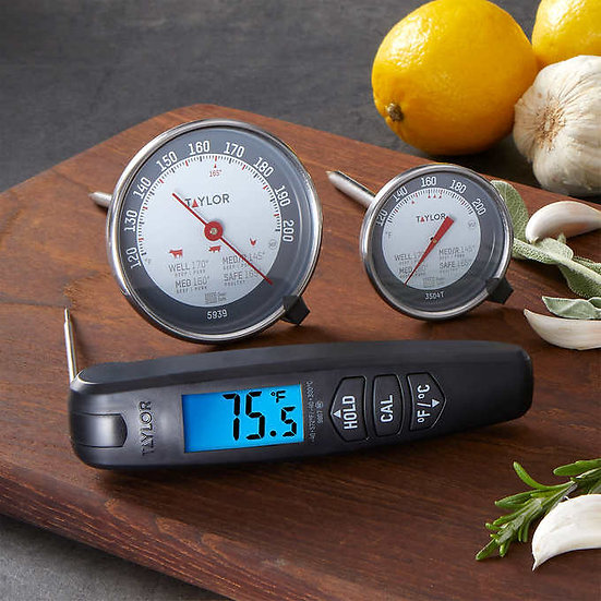 Taylor 3-piece Thermometer Set