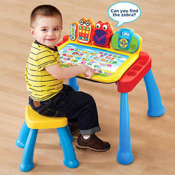 VTech Touch & Learn Deluxe Activity Desk