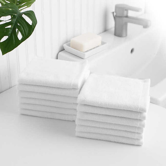 Turkish Towel - Gentle Planet 12-peice Washcloth Set