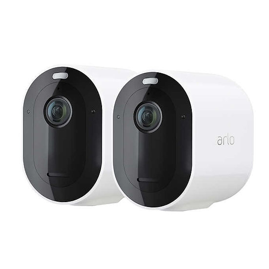Arlo Pro 3 Wireless Add-on Camera, 2-pack