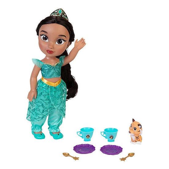 Disney Princess Doll Tea Time with Jasmine and Rajah