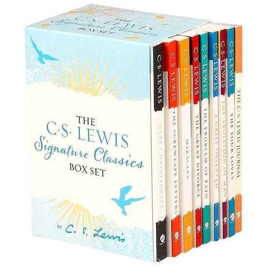 C.S. Lewis 8-Book Box Set