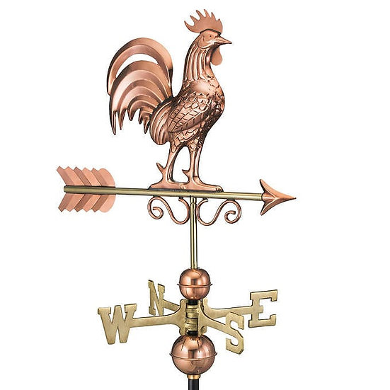 Bantam Rooster Weathervane by Good Directions