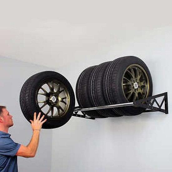 SafeRacks Tire Rack