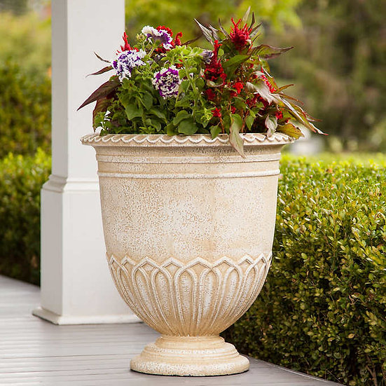 Clearwater Urn Planter, 2-pack