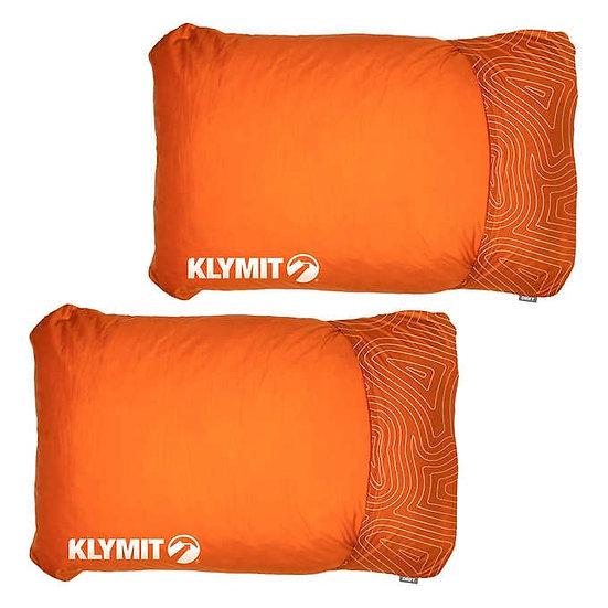 Klymit Car Camp Pillows, 2-pack