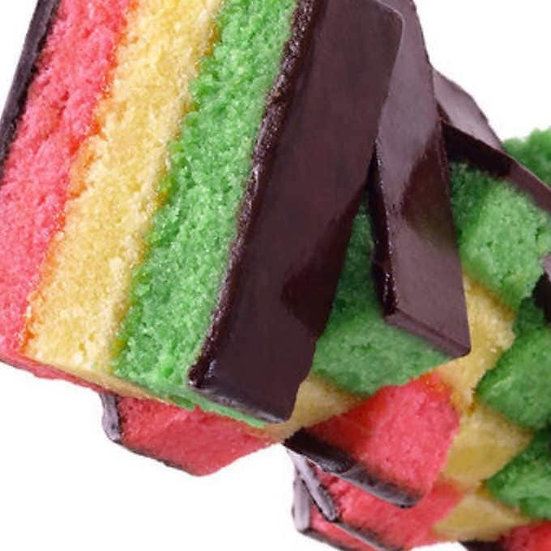 Ferrara's Bakery Rainbow Cookies 1.5 lb