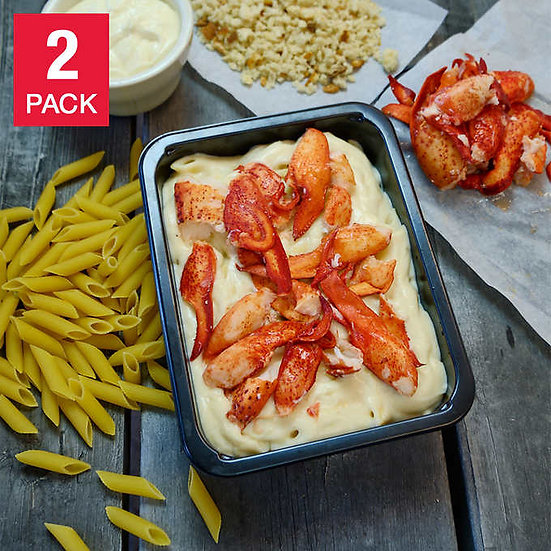 Lobster Mac and Cheese 44 oz, 2-pack