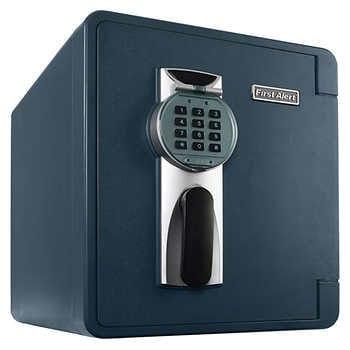 First Alert 0.94 cu. ft. Digital Ready-Seal  Safe, Model  2087DF-BD