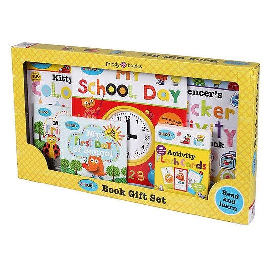 Priddy Schoolies Book Gift Set