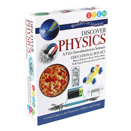Wonders of Learning: Physics
