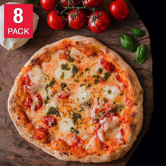 "Oggi Caprese Gluten Free 8 x 11"" Pizza"