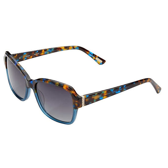 XOXO Bermuda Blue Tortoise Polarized Sunglasses, Women's