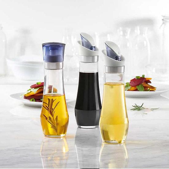 Trudeau 3-Piece Oil and Vinegar Spray Set