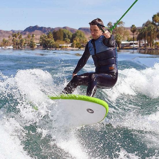 Body Glove Hybrid Inflatable Wake Surfboard