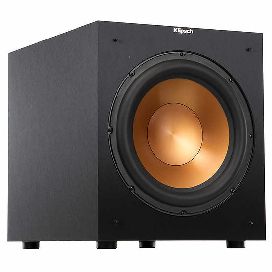 Klipsch R-12SW Reference Powered Subwoofer, Model  R-12SW
