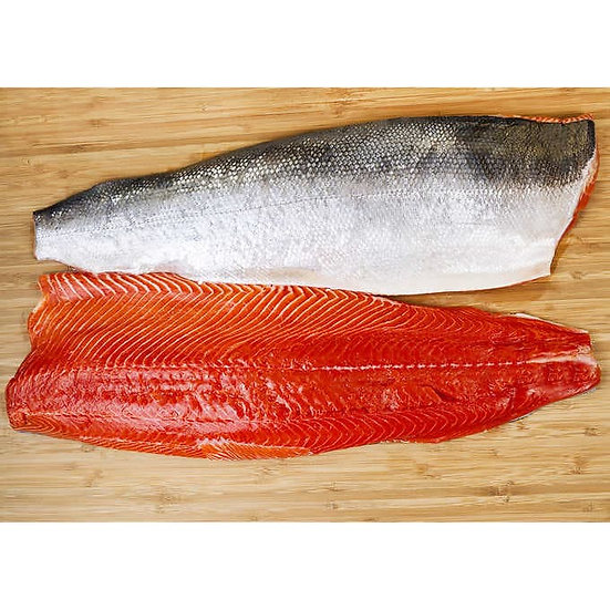 Northwest Fish Wild Alaskan Sockeye Salmon Fillets, 10 lbs