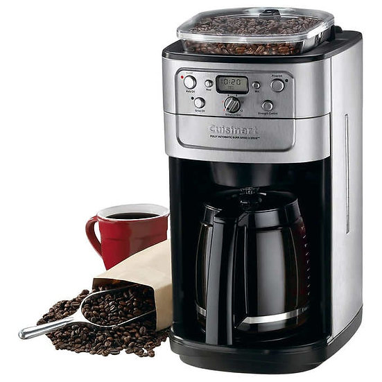 Cuisinart Burr Grind & Brew 12 Cup Automatic Coffee Maker