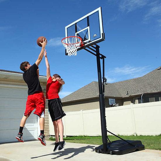 "Lifetime 52"" XL Portable Basketball Hoop System"