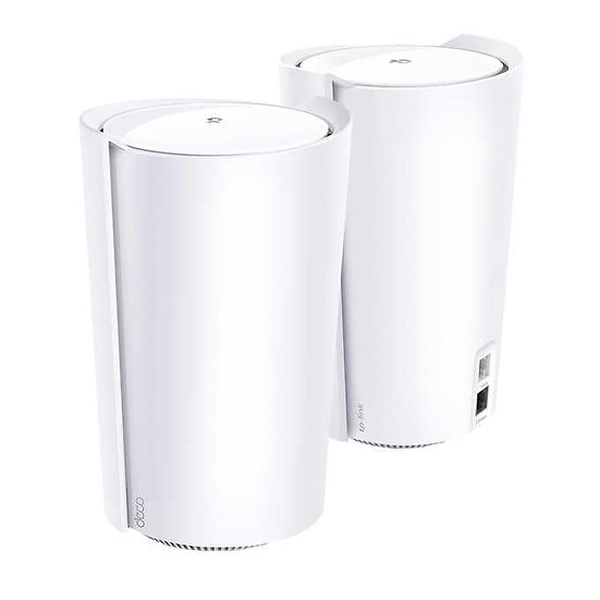 Deco AX5700(2-Pack) AX5700 Tri-Band Whole Home Mesh Wi-Fi 6 System