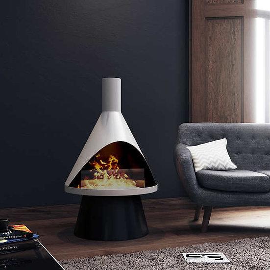 Terra Flame Lloyd Fireplace