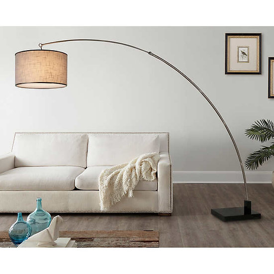 Zeus Sectional Arc Floor Lamp