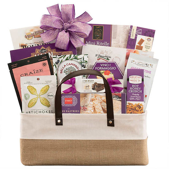 Happy Mother's Day Sweet & Savory Tote