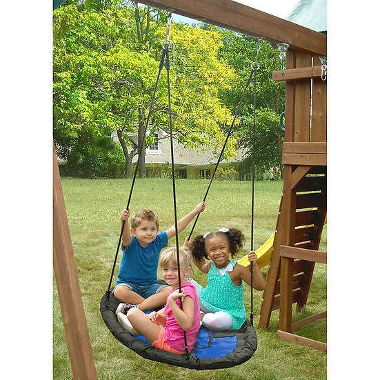 Kids Creations Blue Nest Swing, Model  WS 4861