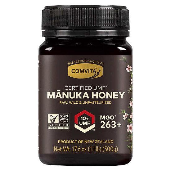 Comvita UMF 10+ Raw Manuka Honey, 17.6 oz.