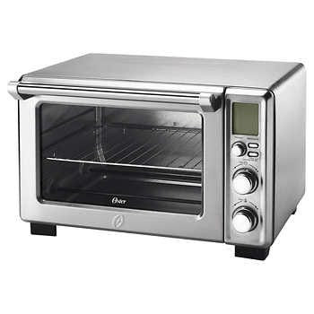 Oster Digital Stainless Steel Countertop Oven