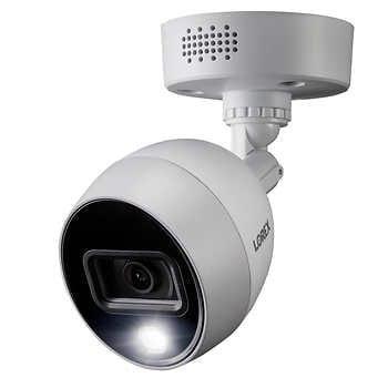 Lorex 4K Ultra HD Active Deterrence Camera, Model  C883DA