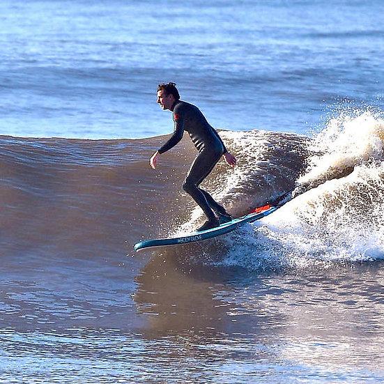 "Body Glove EZ-8'2"" Inflatable Longboard Surfboard"