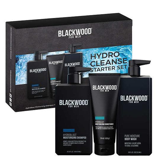 BLACKWOOD For Men Hydro Cleanse XL Starter Set