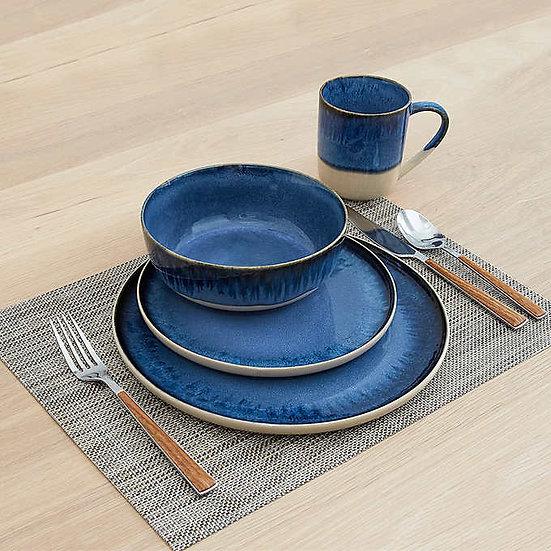 Baum Anko 16-piece Dinnerware Set