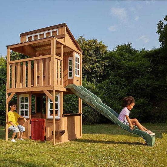Cedar Summit by Kidkraft Lofty Heights Playhouse