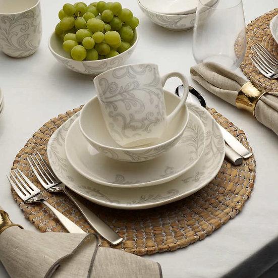 Fitz and Floyd Maddi 16-piece Dinnerware Set