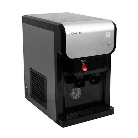 Aquverse 1PH Counter Top Bottleless Point-of-Use Water Cooler with Install Kit