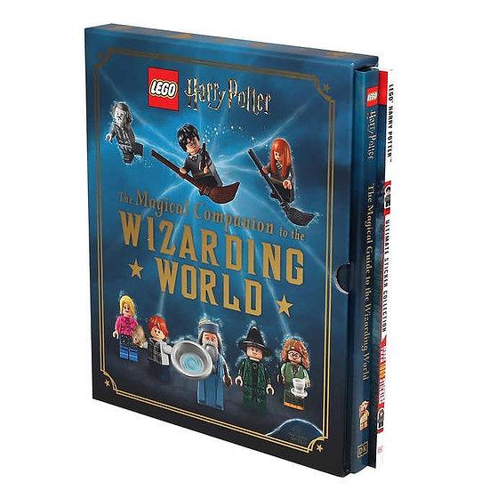 Lego Harry Potter: Wizarding World 2 Book Box Set