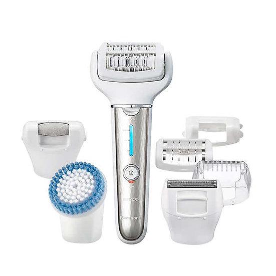 Panasonic Cordless Wet/Dry Shaver & Epilator Kit