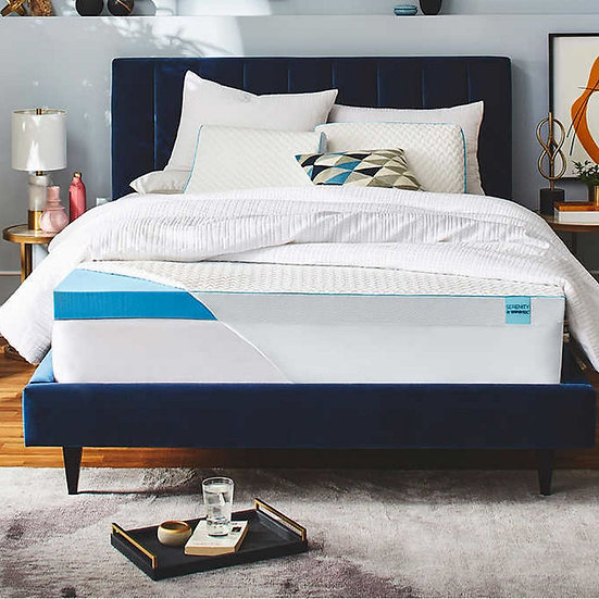 Serenity by Tempur-Pedic Memory Foam Mattress Topper