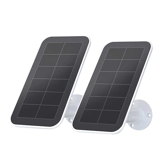 Arlo Ultra & Pro 3 Solar Panel Charger, 2-pack