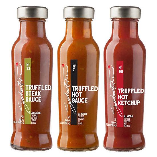 Sabatino Tartufi Truffle BBQ Sauce Bundle 3 X 10 oz. Jars