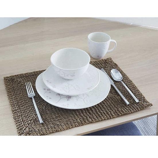 Baum Iris 16-Piece Dinnerware Set