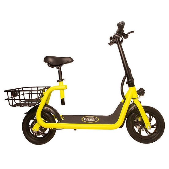 Phantom Bikes - Sit and Go C1 Foldable Electric Scooter