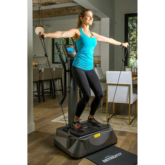 Nitrofit Deluxe Plus Whole Body Vibration Machine