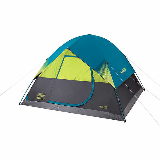 Coleman 6-person Dark Room Fast Pitch Dome Tent