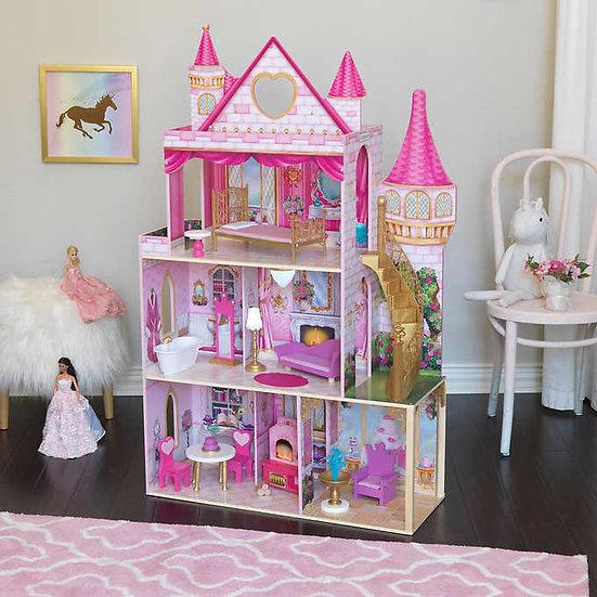 KidKraft Rose Garden Castle Dollhouse